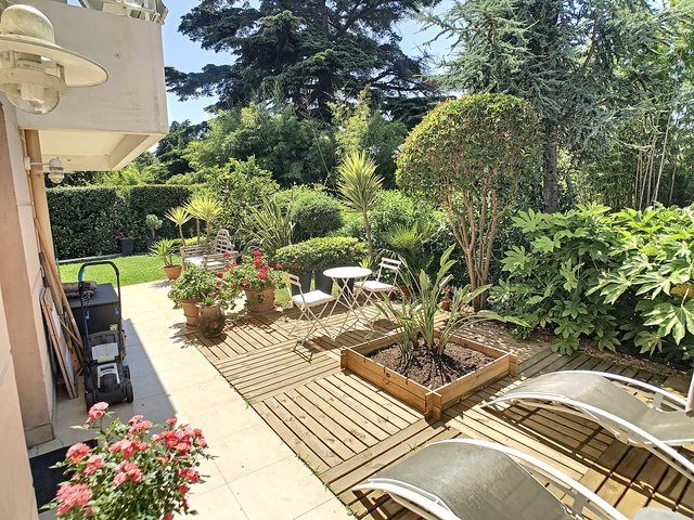 TO SALE CANNES OXFORD 5P 125M² RDJ 150M² GARDEN