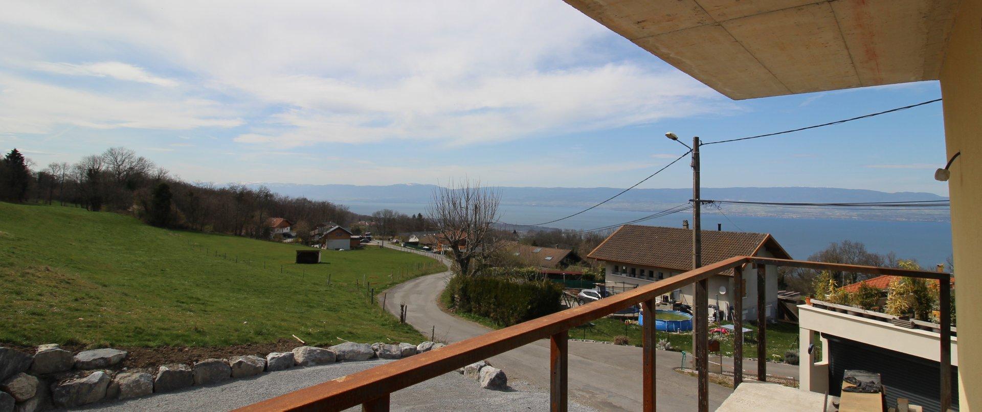 Appartement T3 vue lac