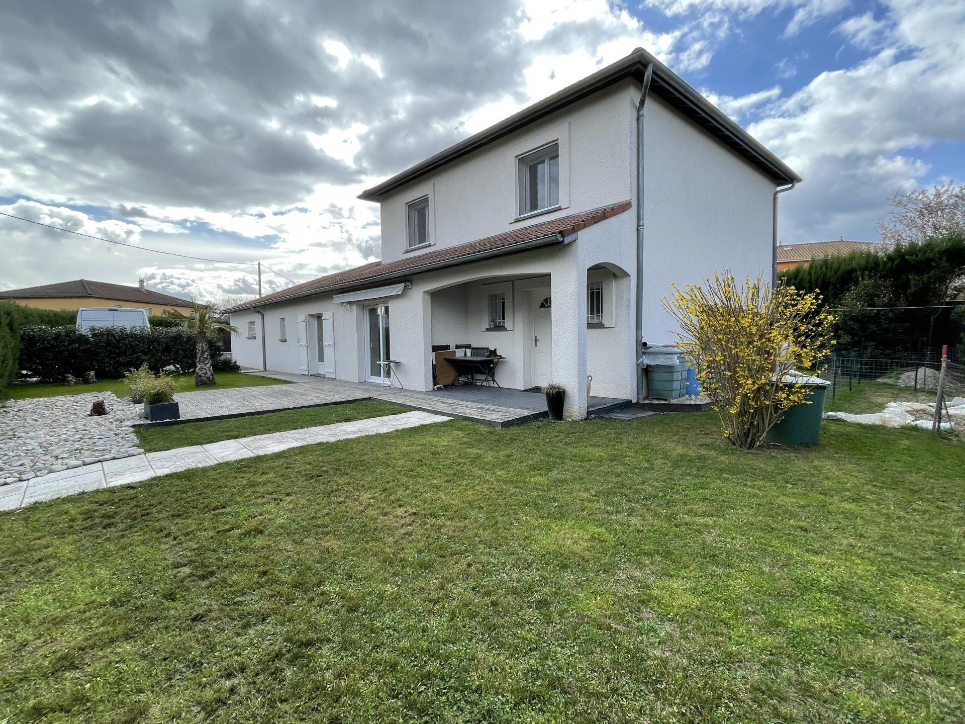Vente Villa - Auberives-sur-Varèze