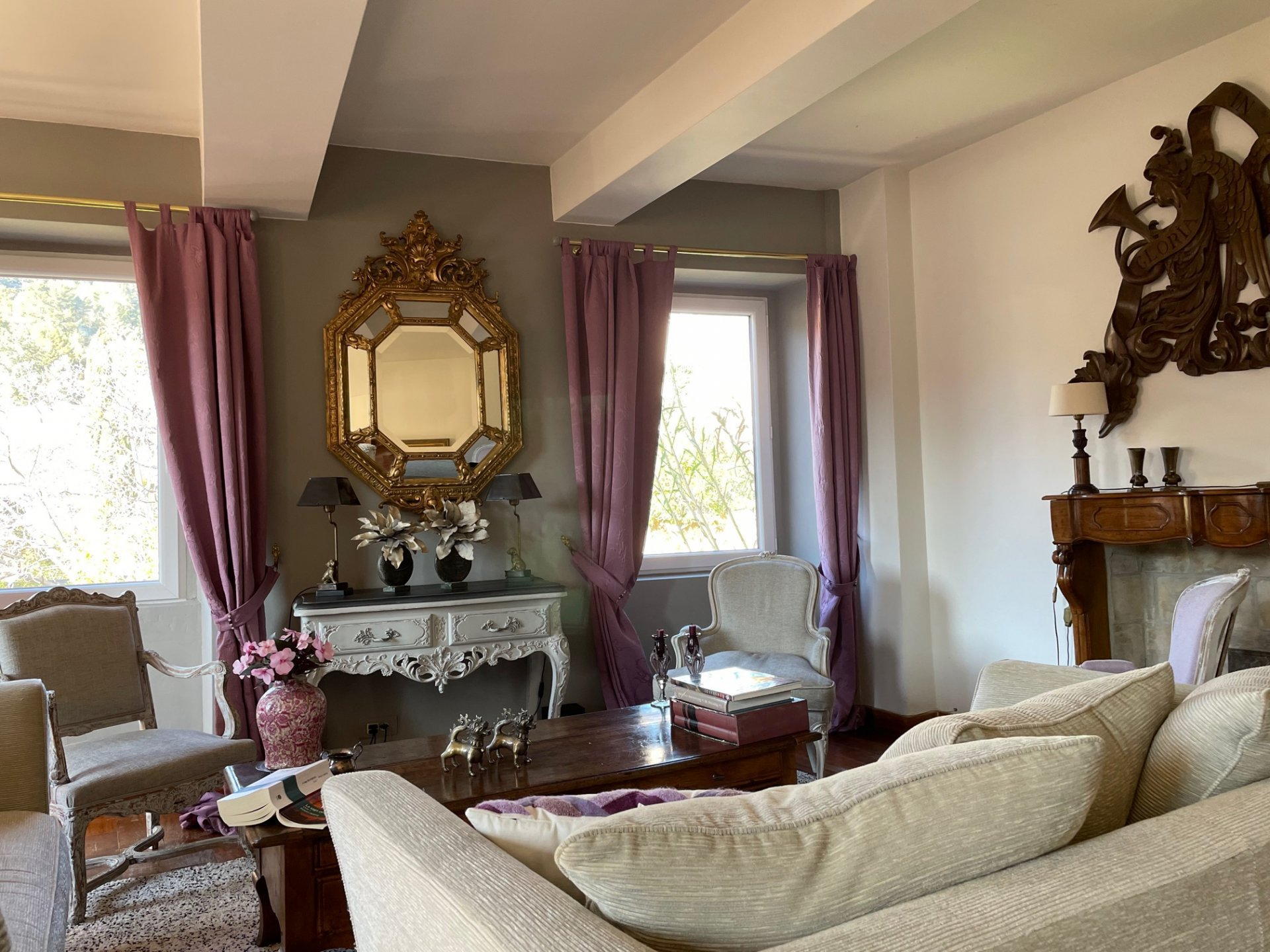 COTIGNAC superb town house on 4 levels