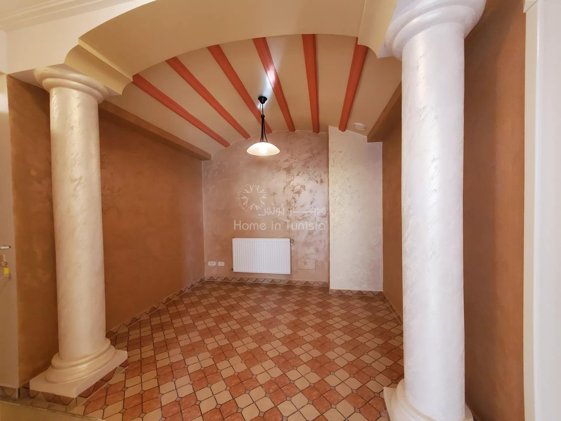 Vente Villa - Cité Boukhzar - Tunisie