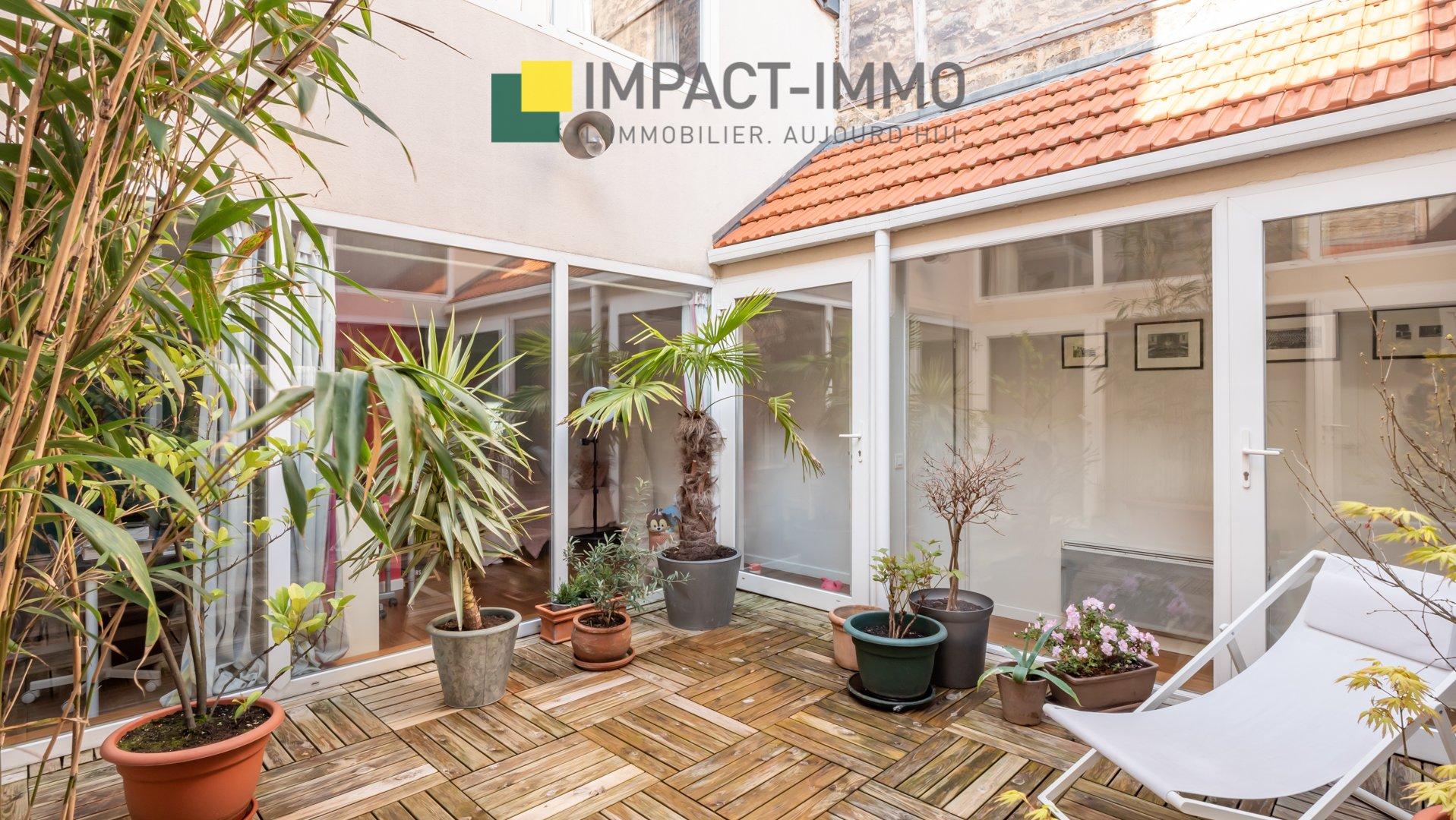 Superbe maison avec patio