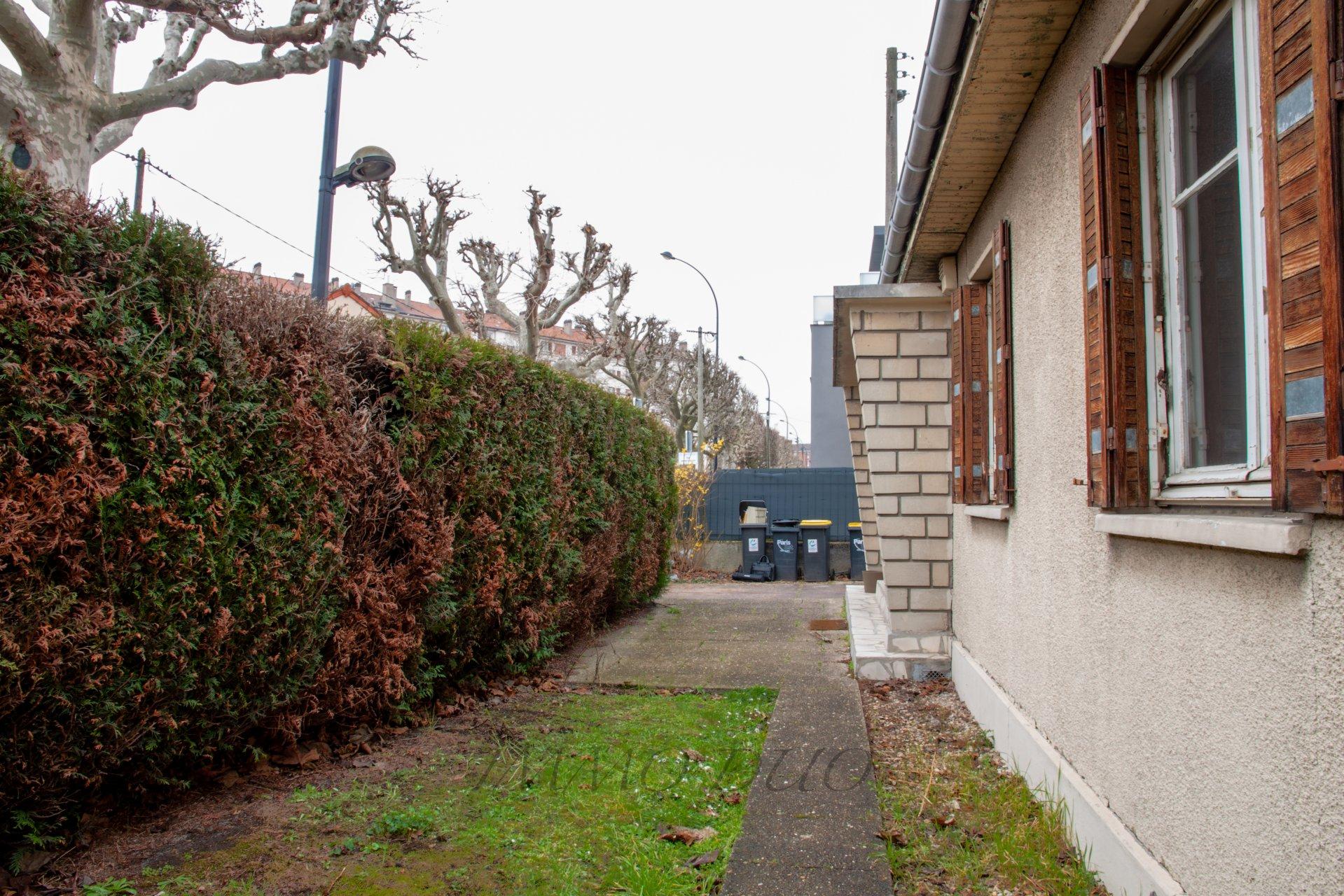 Maison 5 pièces - 105 m2 - Jardin 372 m2