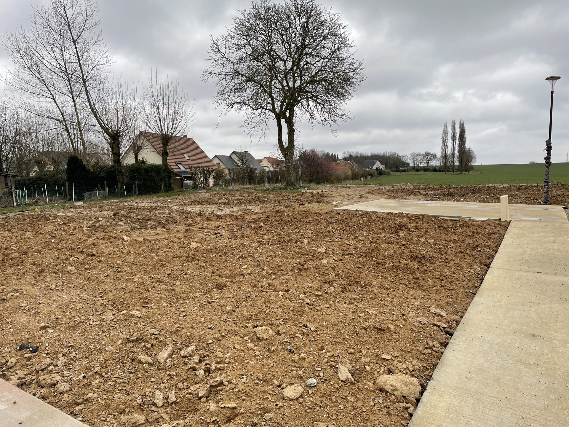 Terrain à bâtir Saint Jean du Cardonnay
