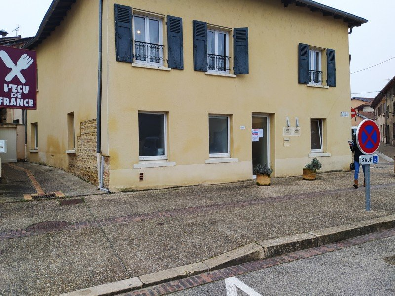 Location Local commercial - Villars-les-Dombes