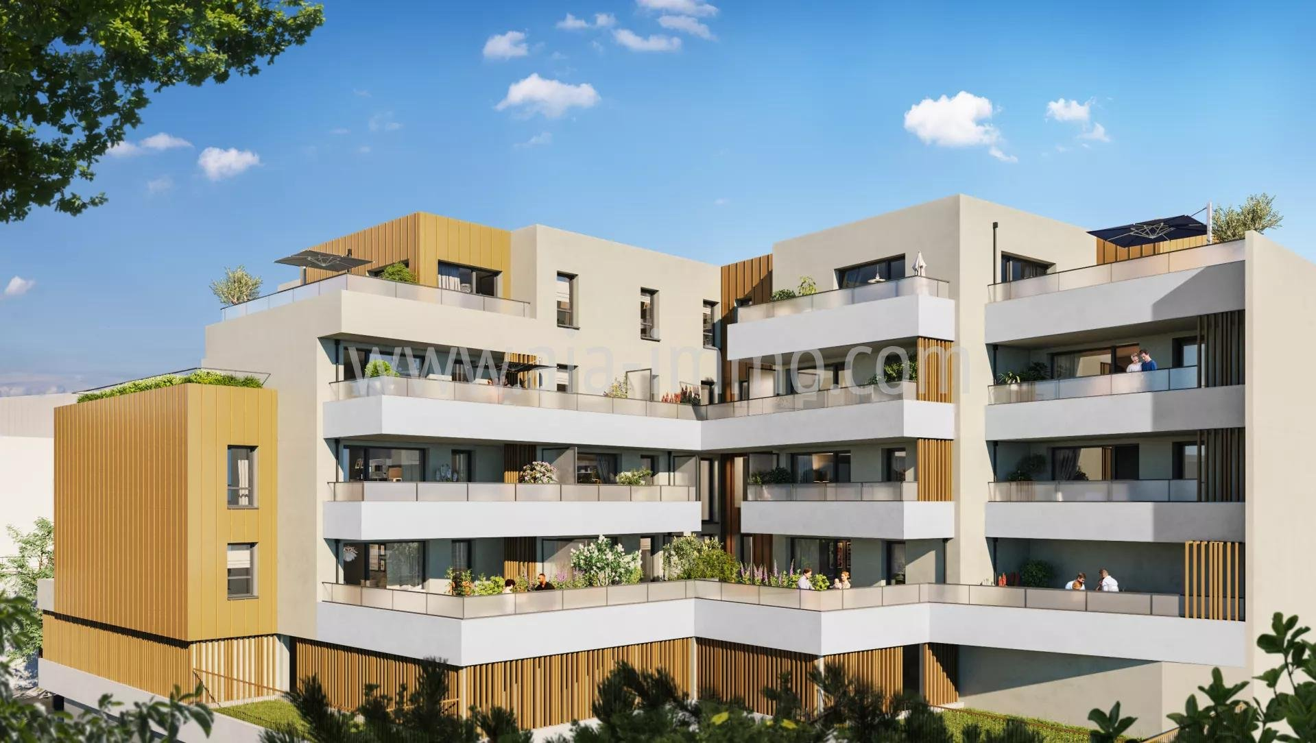 Development Apartment - Meythet