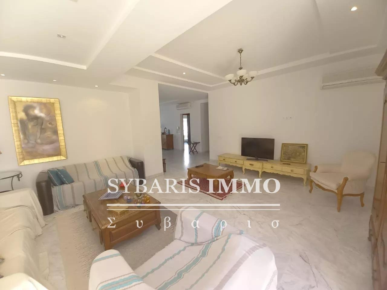 LOCATION APPARTEMENT LAC 1 TUNIS