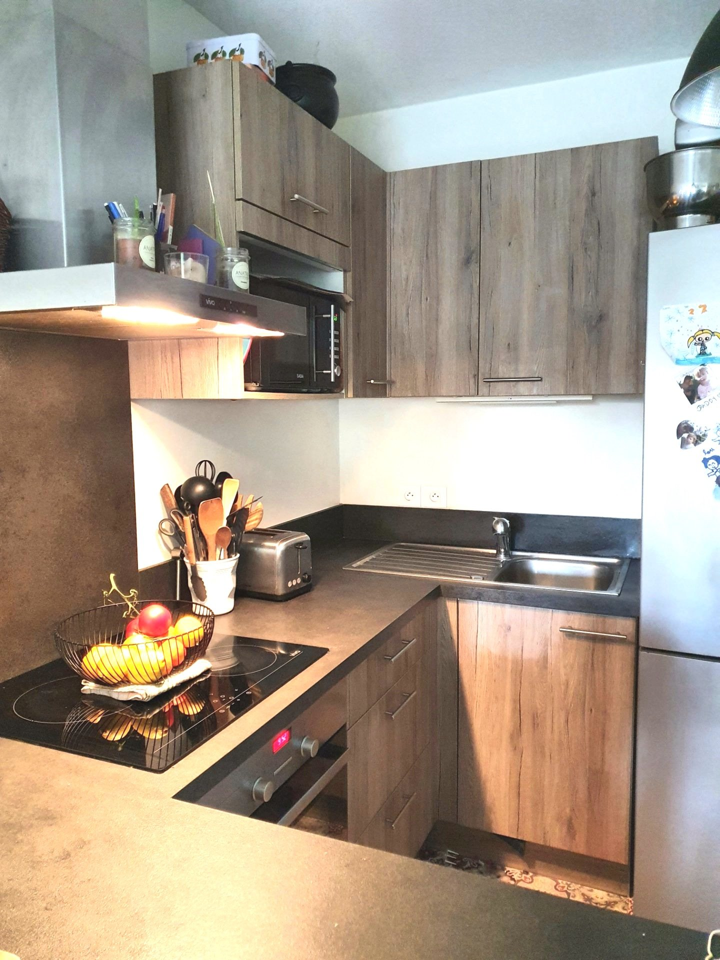 Le Cannet 2 bedroom of 64 Sqm with 200 Sqm of garden