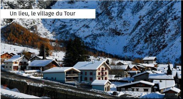 APPARTEMENT T4 - VILLAGE DU TOUR