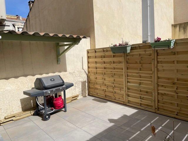 NARBONNE quartier Sous Préfecture  - appartement T3 avec terrasse