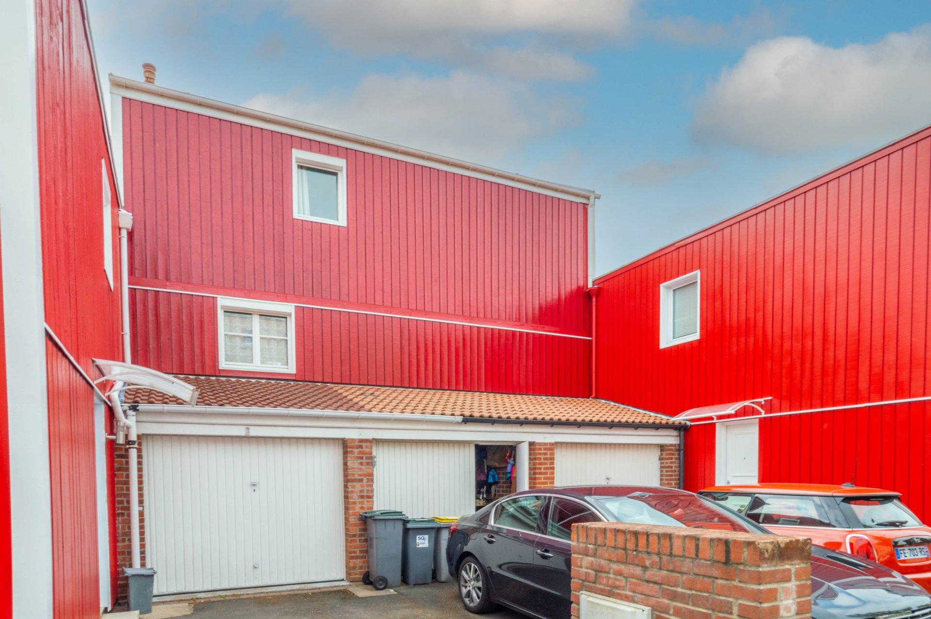 Maison d'environ 60m² 3 pièces/ 2 chambres