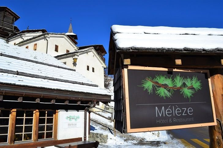 Sale Mansion - Grimentz - Switzerland