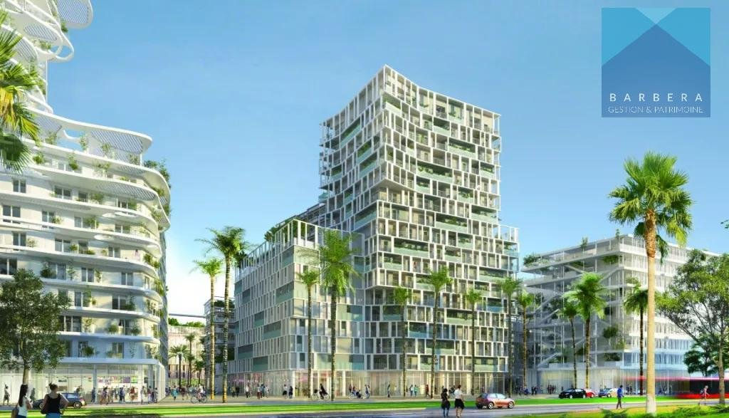 Programme appartement 58 m²