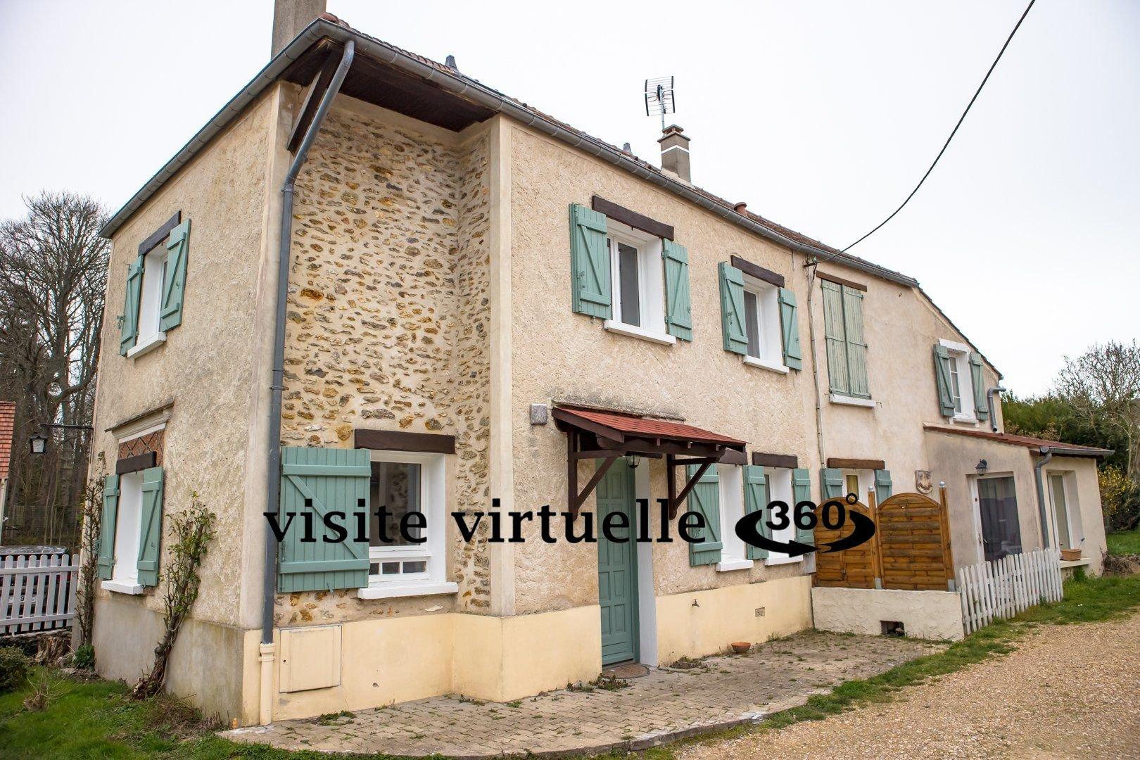 Maison de village d'environ 80m²