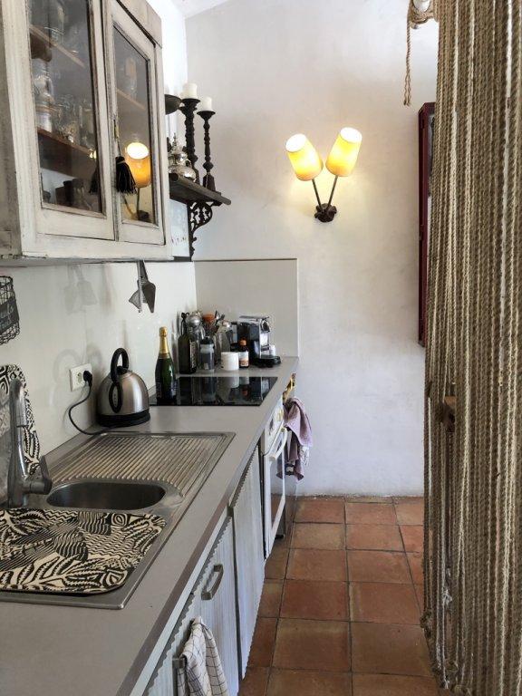 Beautiful atypical villa in the Petit Juas