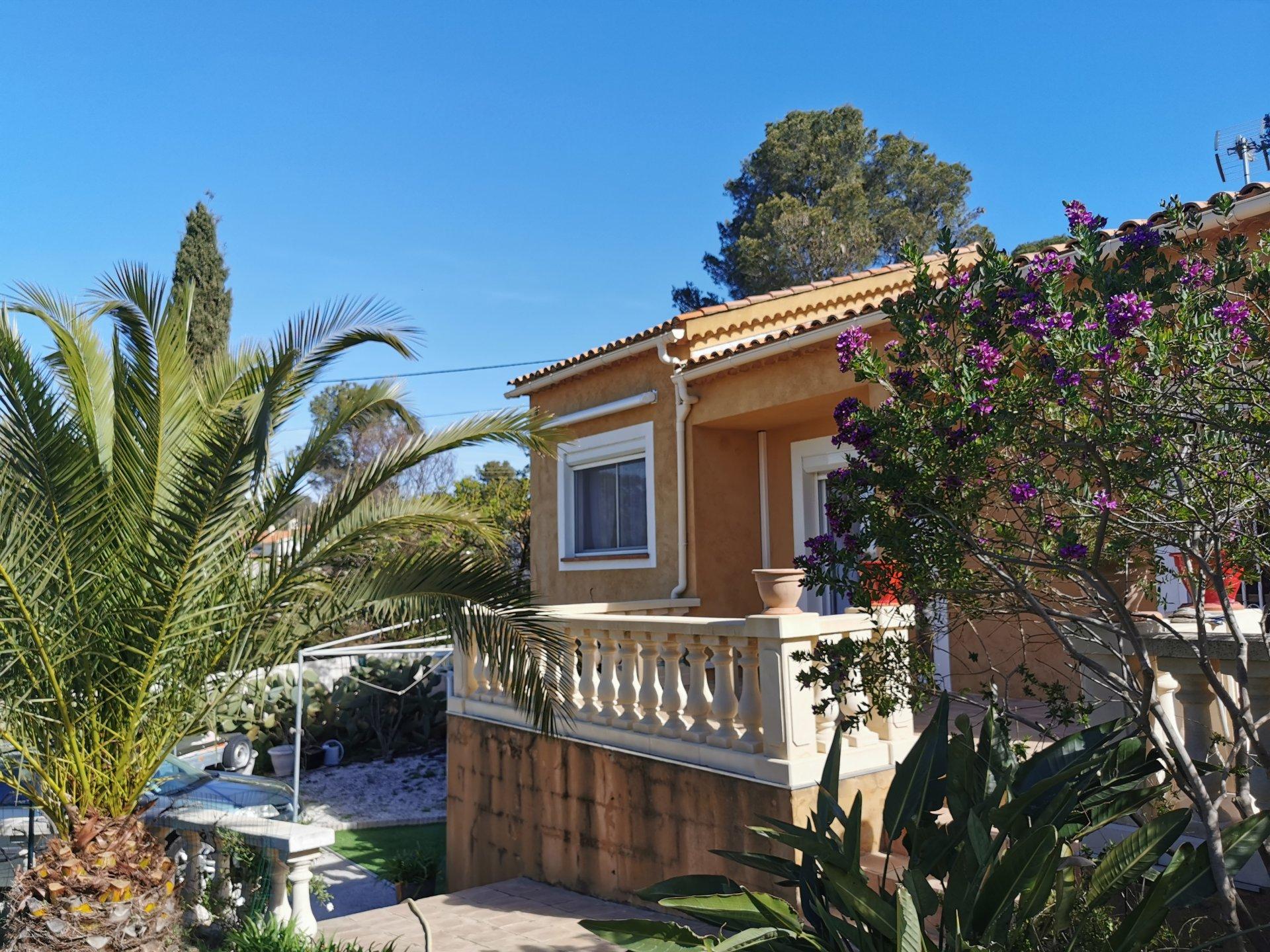 Villa au calme à St RAPHAEL