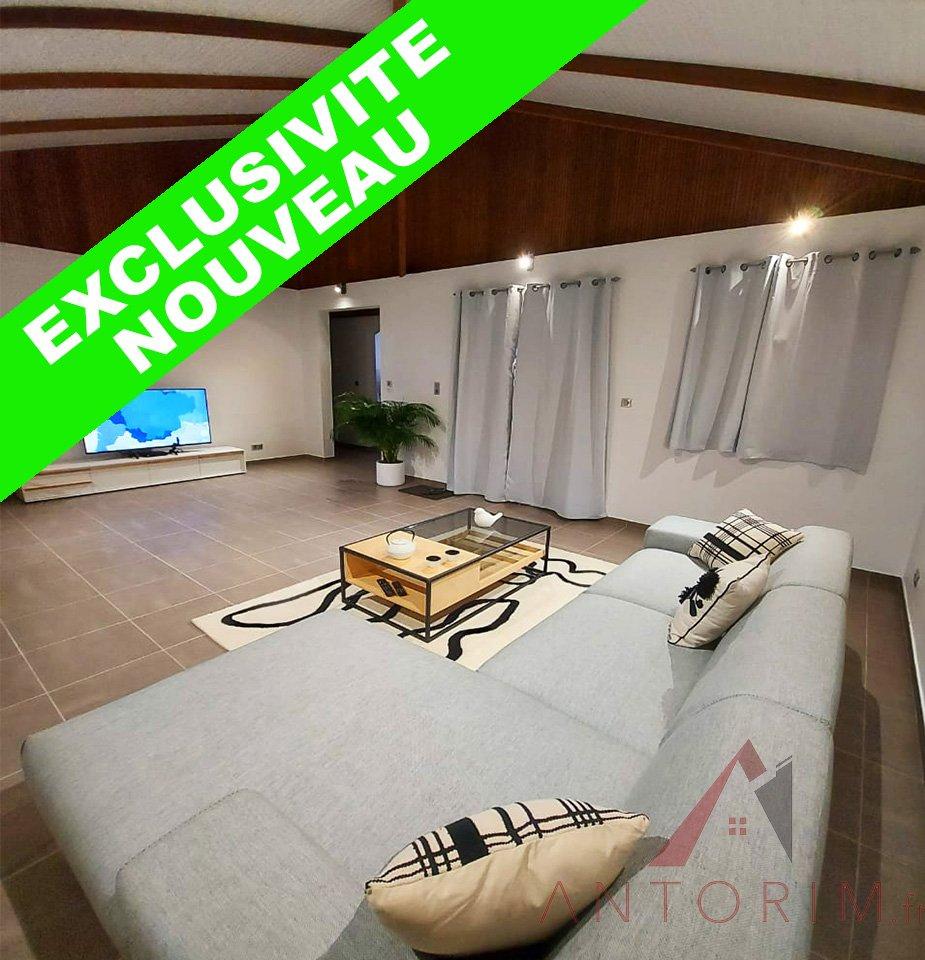 EXCLUSIVITE - LE MORNE-ROUGE - Villa T4 Neuve de Standing