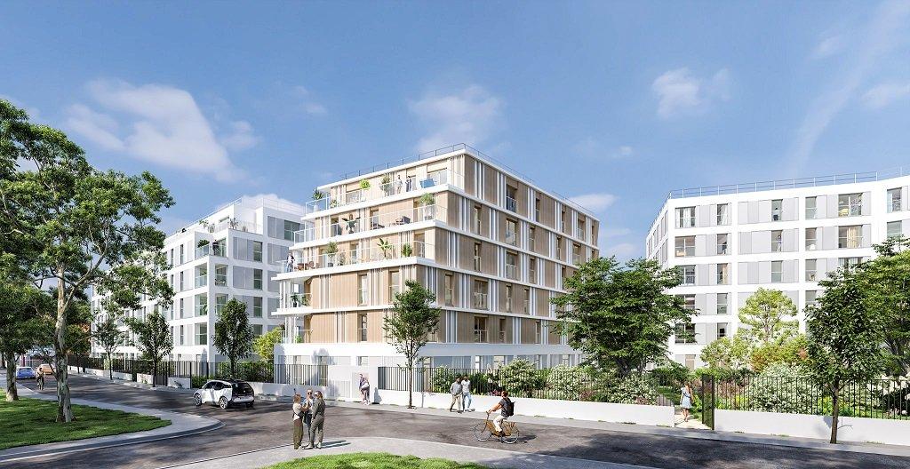 Programme Immeuble - Bondy