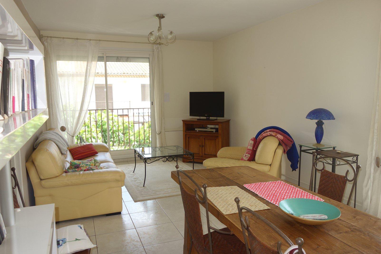 Appartement T4 avec balcon
