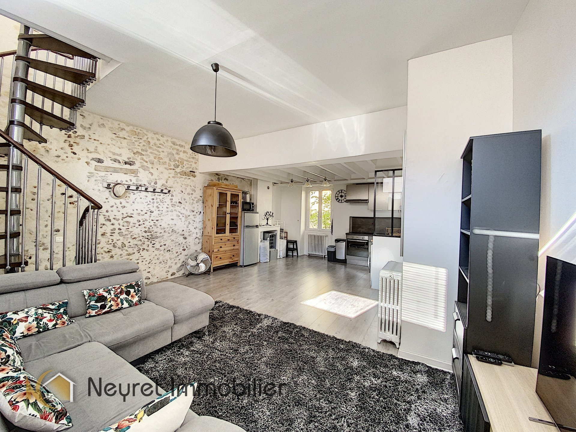 Appartement 70 m2 vieux Lyon