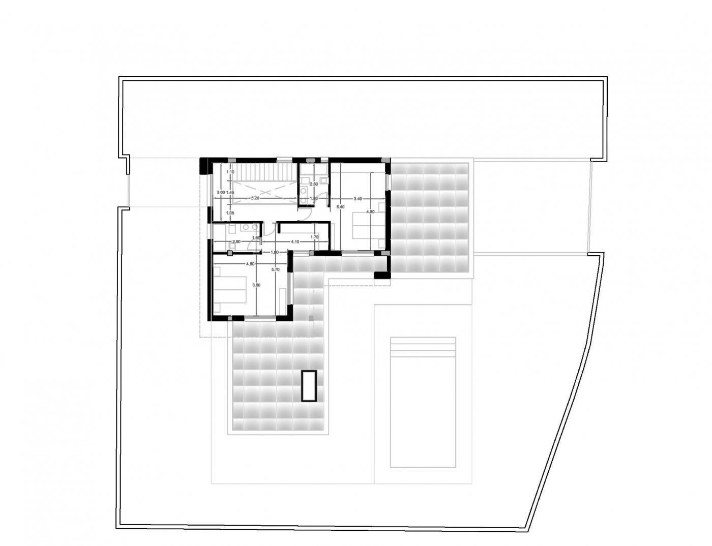 Prachtige villa in moderne stijl