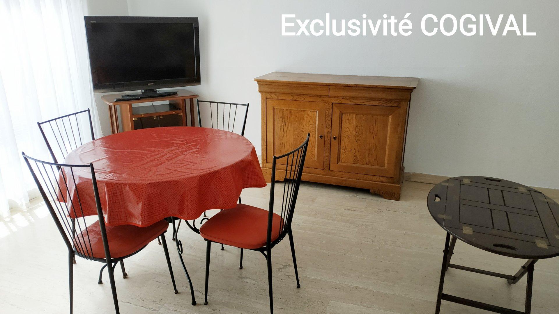 Rental Apartment - Golfe-Juan