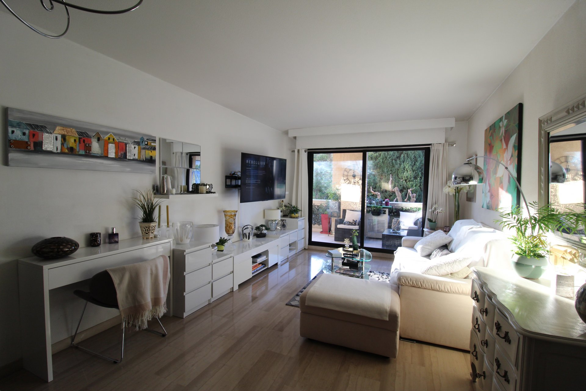 Quality 2 room apartment, Le Cannet