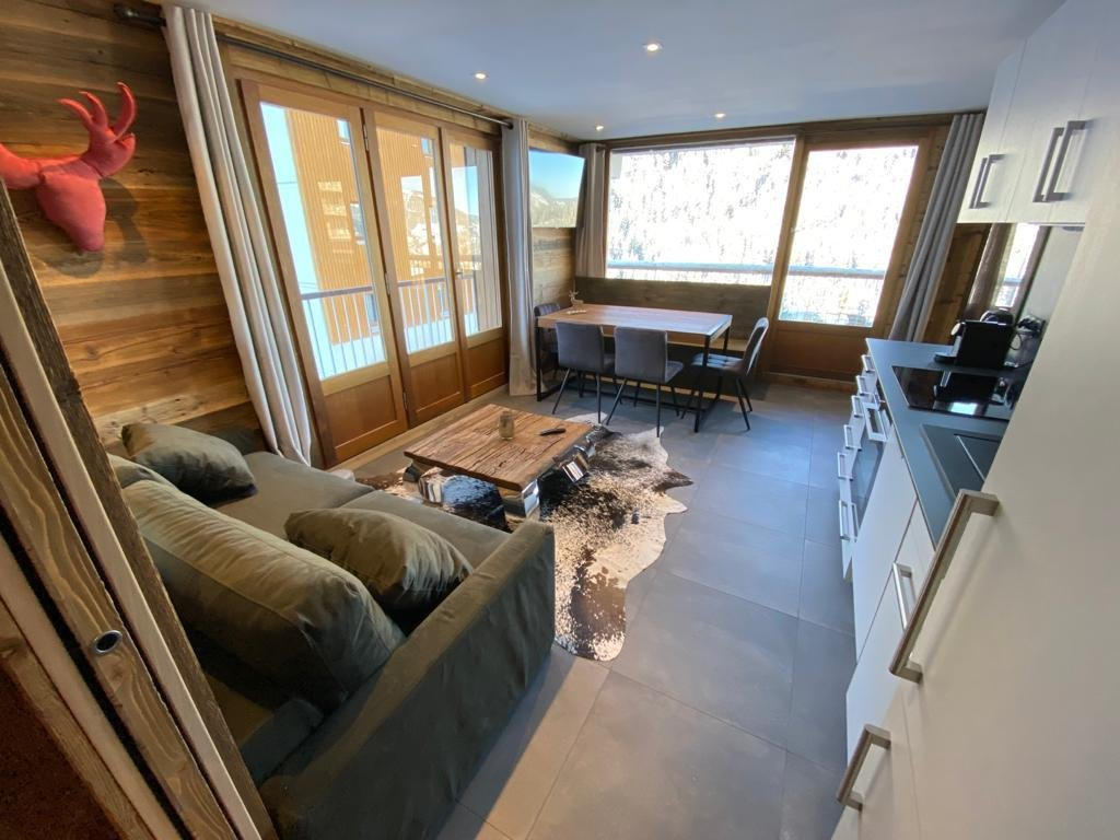 2 bedroom apartment refurbished - Courchevel Moriond