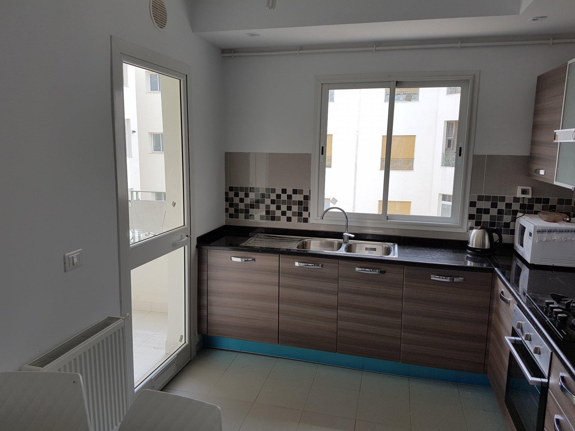 Location Appartement - Jardins de Carthage - Tunisie