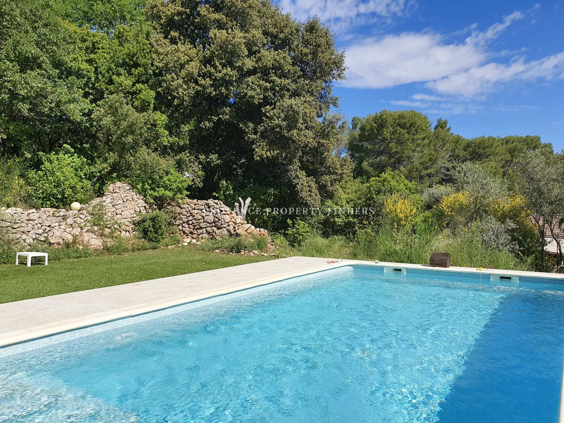 Villa situated not far from Lorgues Village
