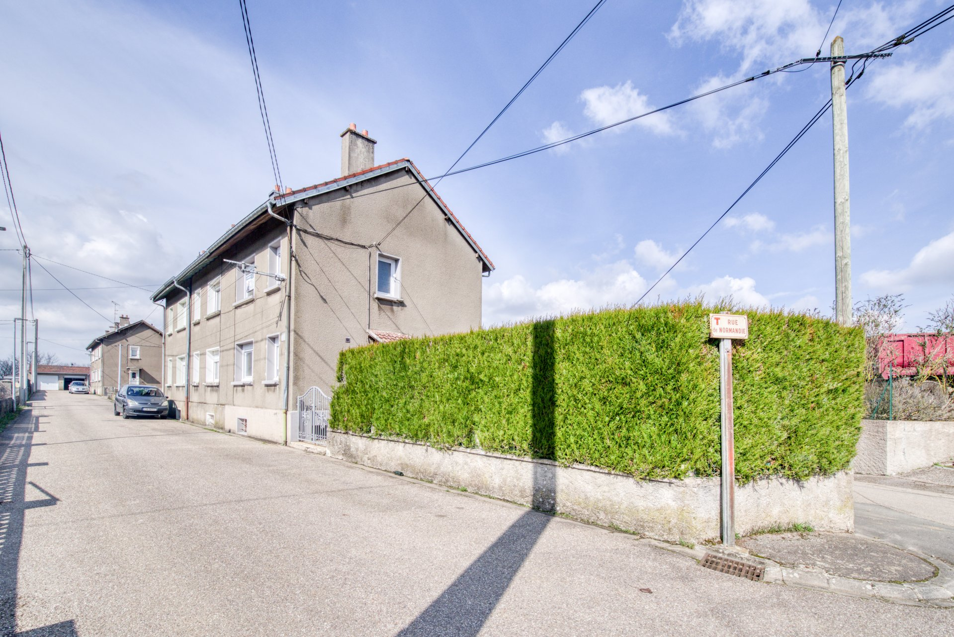 Sale Semi-detached house - Trieux