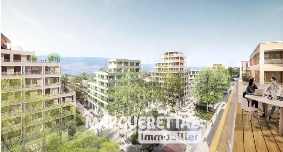 T5 de 96m² avec terrasse 20m²