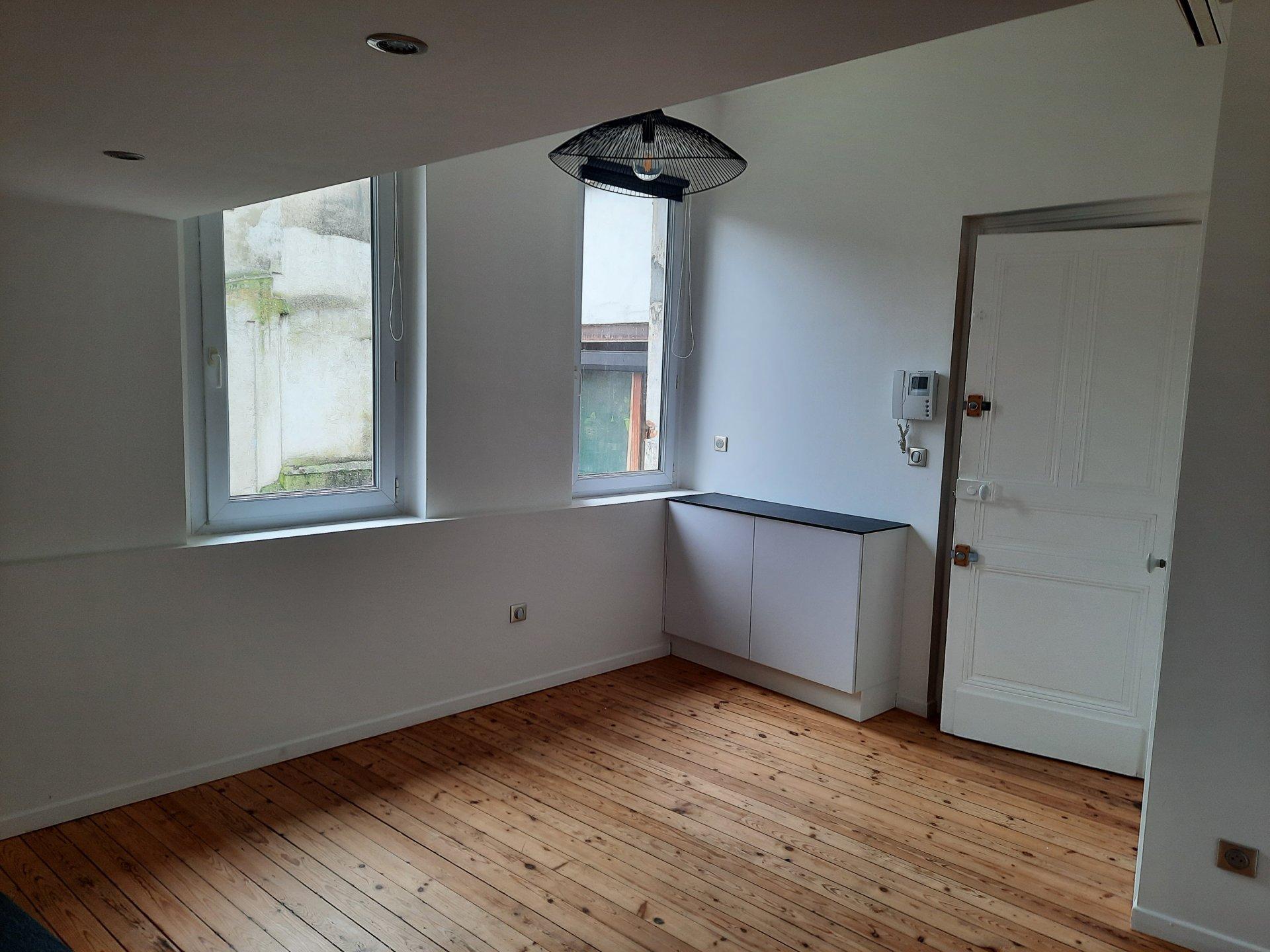 Appartement T 2 (duplex)