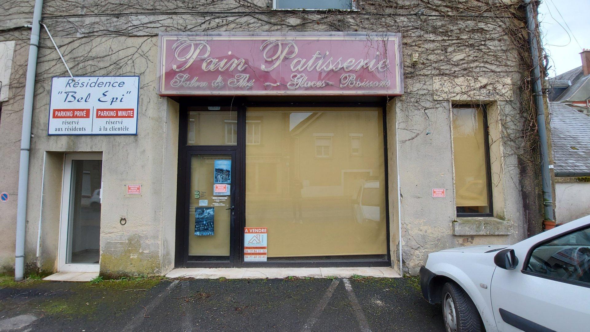 Sale Business - Saint-Sornin-Lavolps