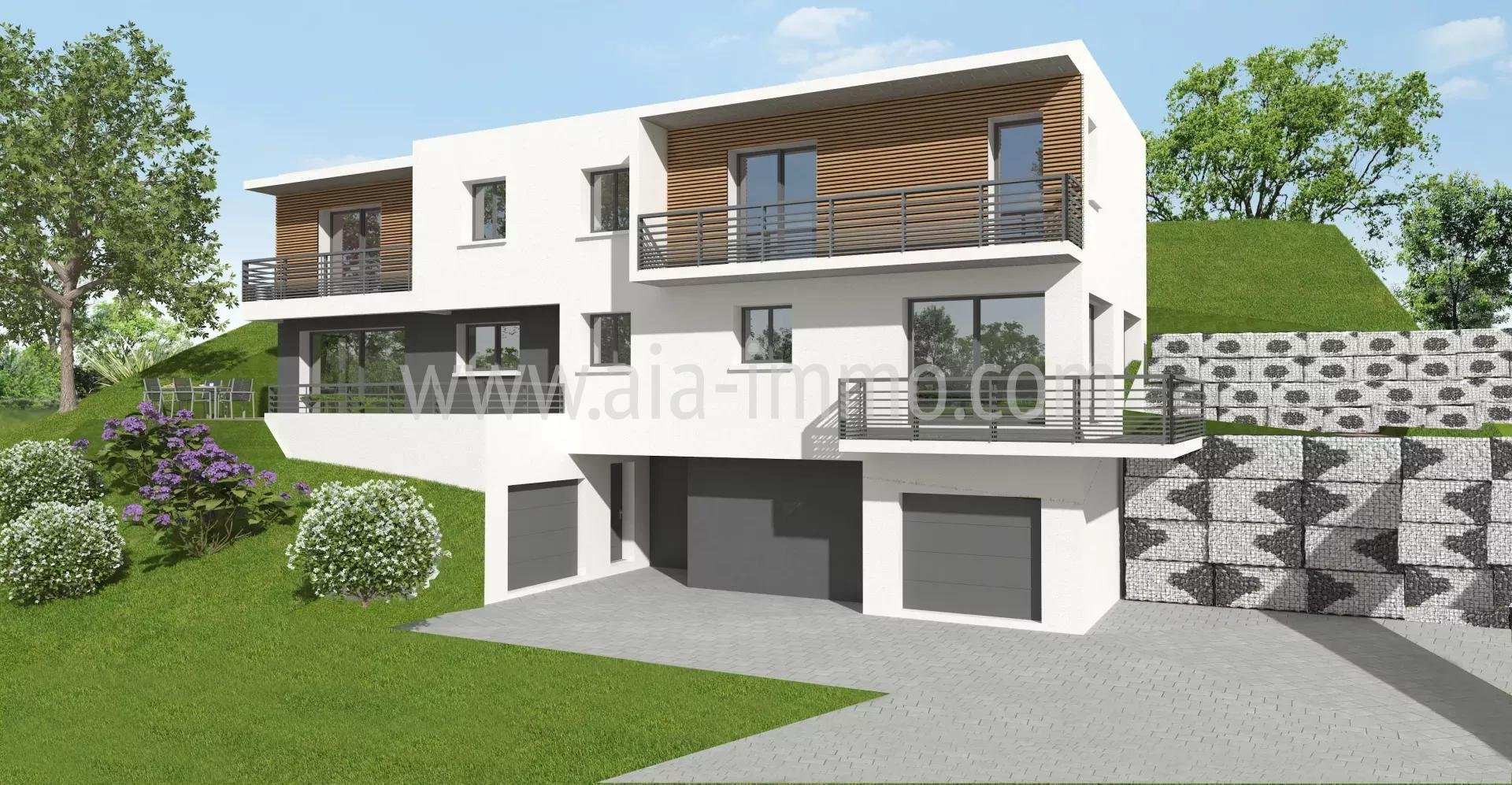 Sale Twin Villa - Saint-Jorioz