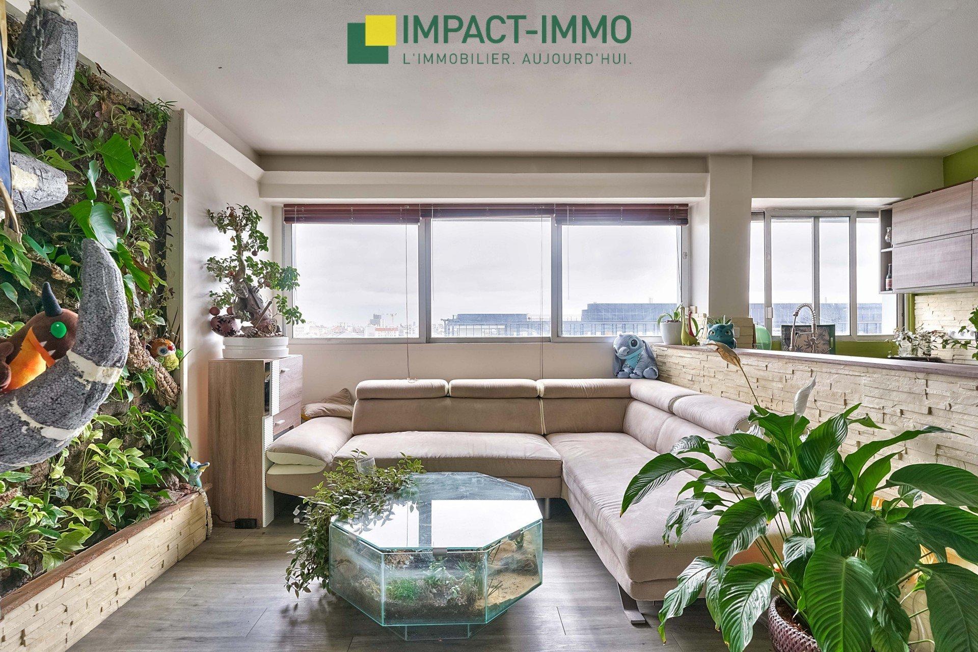 Appartement La Garenne Colombes 2 pièce(s) 43 m2