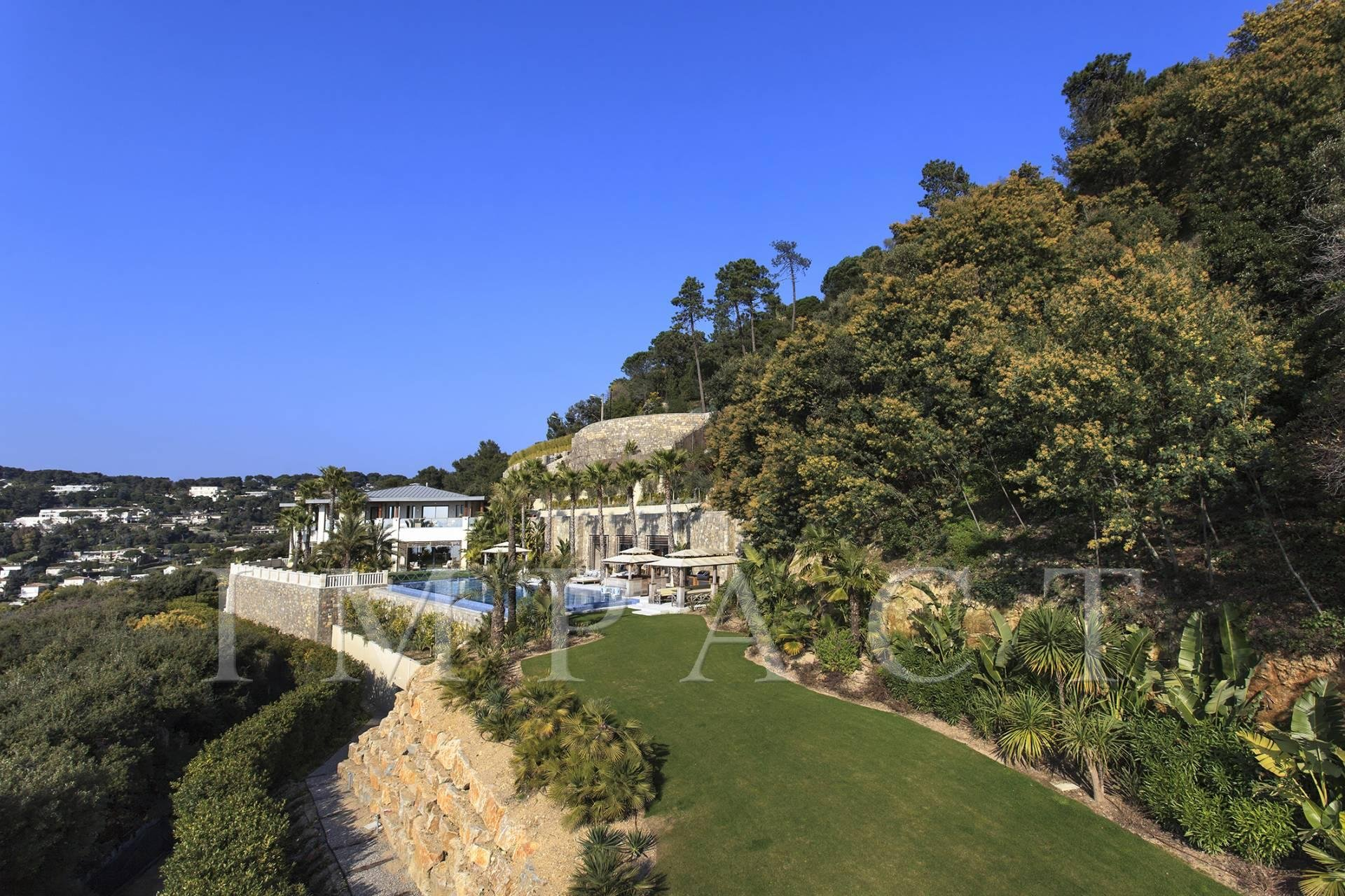 Cannes, exceptional villa for rental