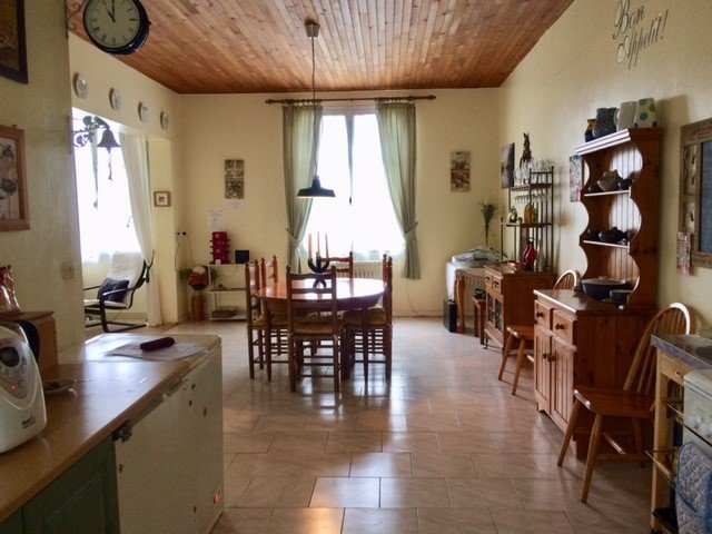 For Sale Country House Near L'Isle Jourdain in the Vienne