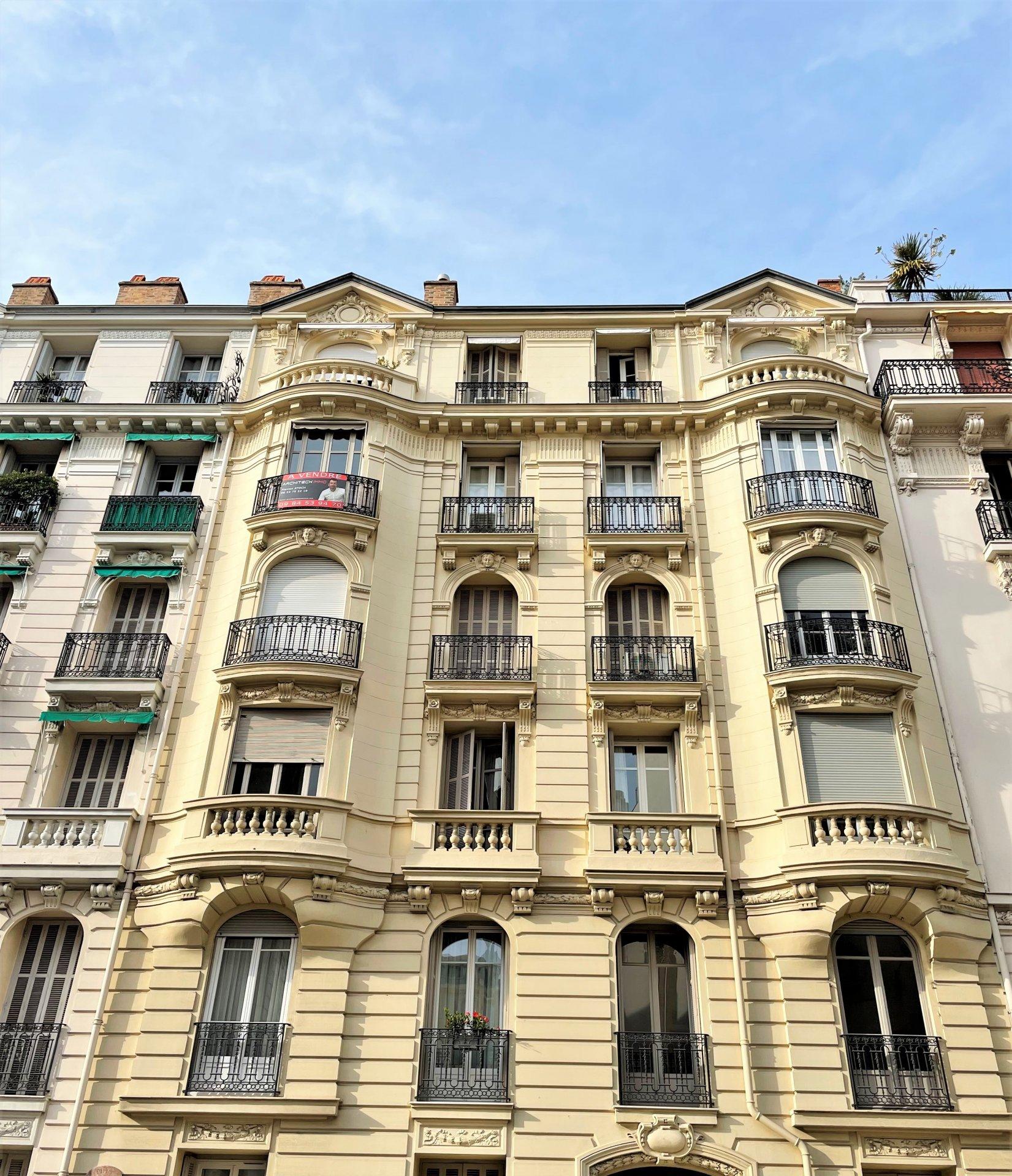Verkoop Appartement - Nice Musiciens