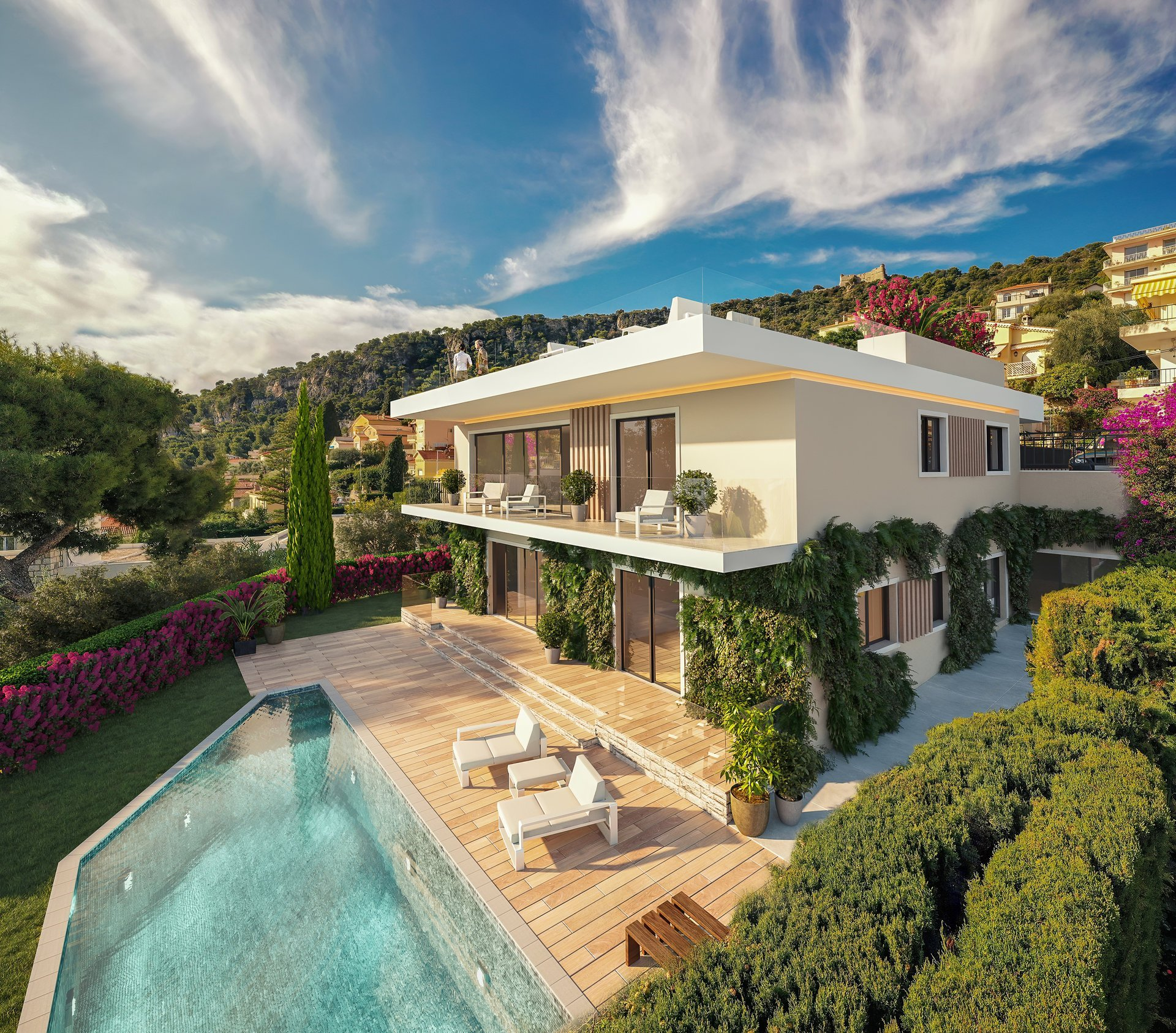 Sale Villa Villefranche sur Mer