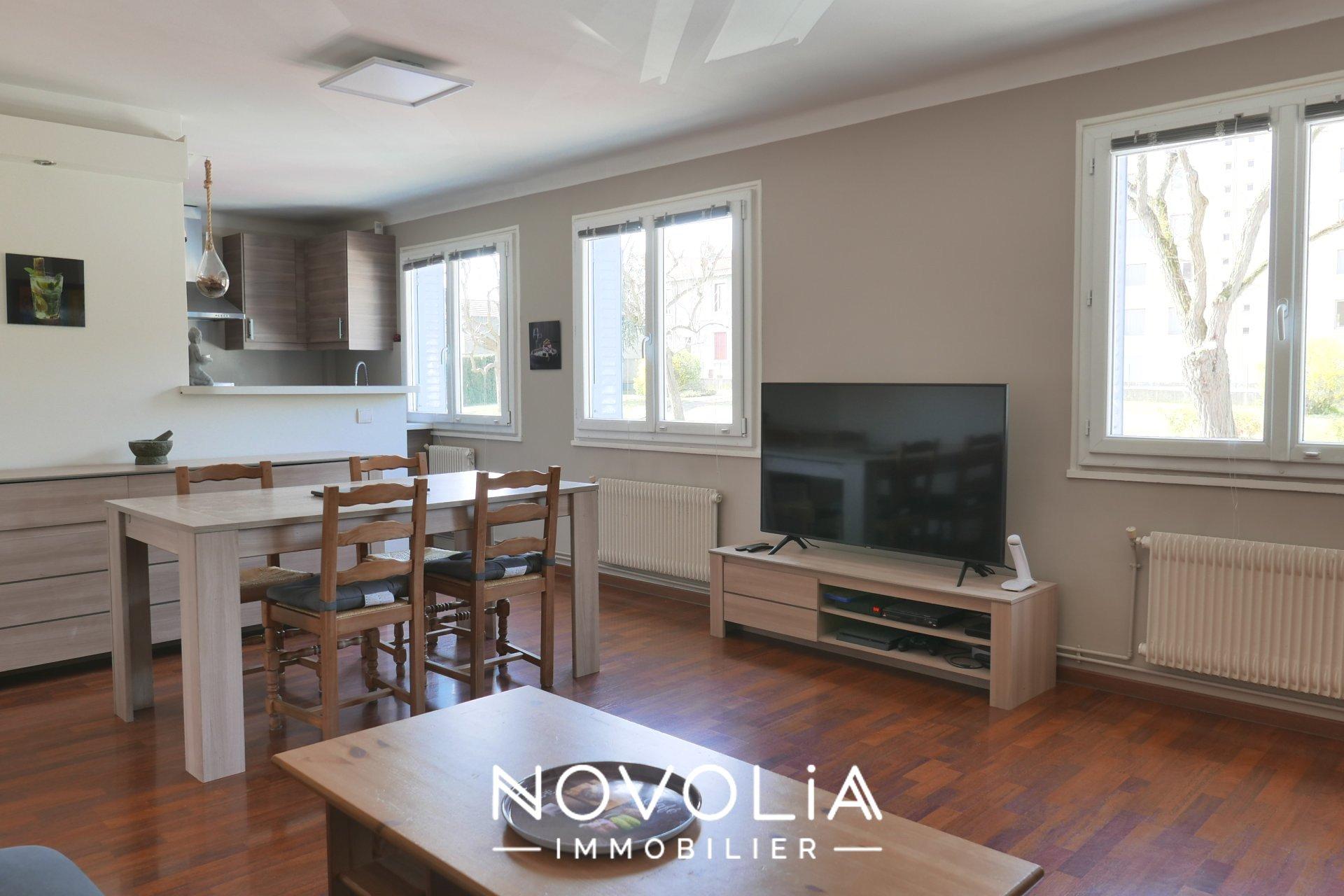 Achat Appartement Surface de 77 m², 4 pièces, Oullins (69600)