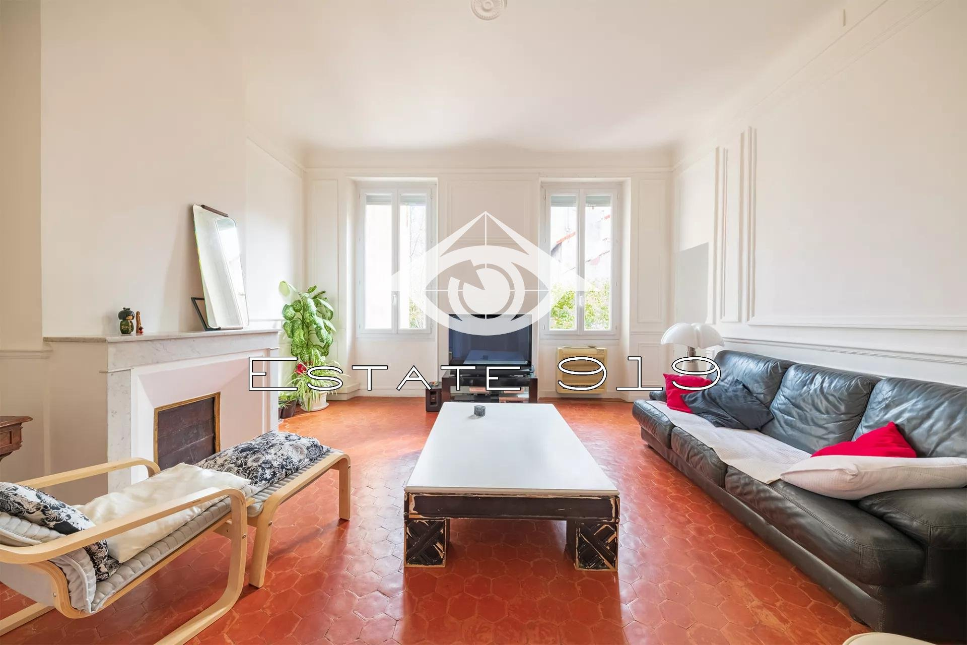 Appartement Type 2/3 rue saint jacques 13006