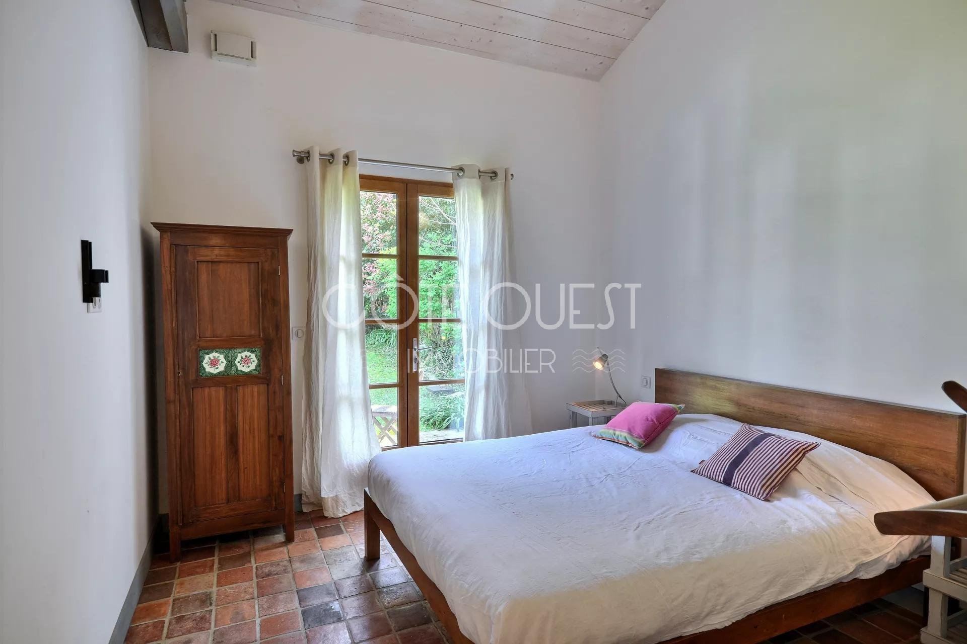 GUETHARY – A CHARMING FURNISHED HOLIDAY HOME