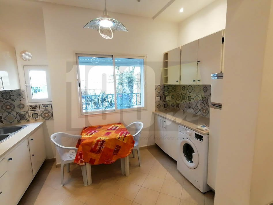 Location Appartement - Sidi Bou Saïd - Tunisie