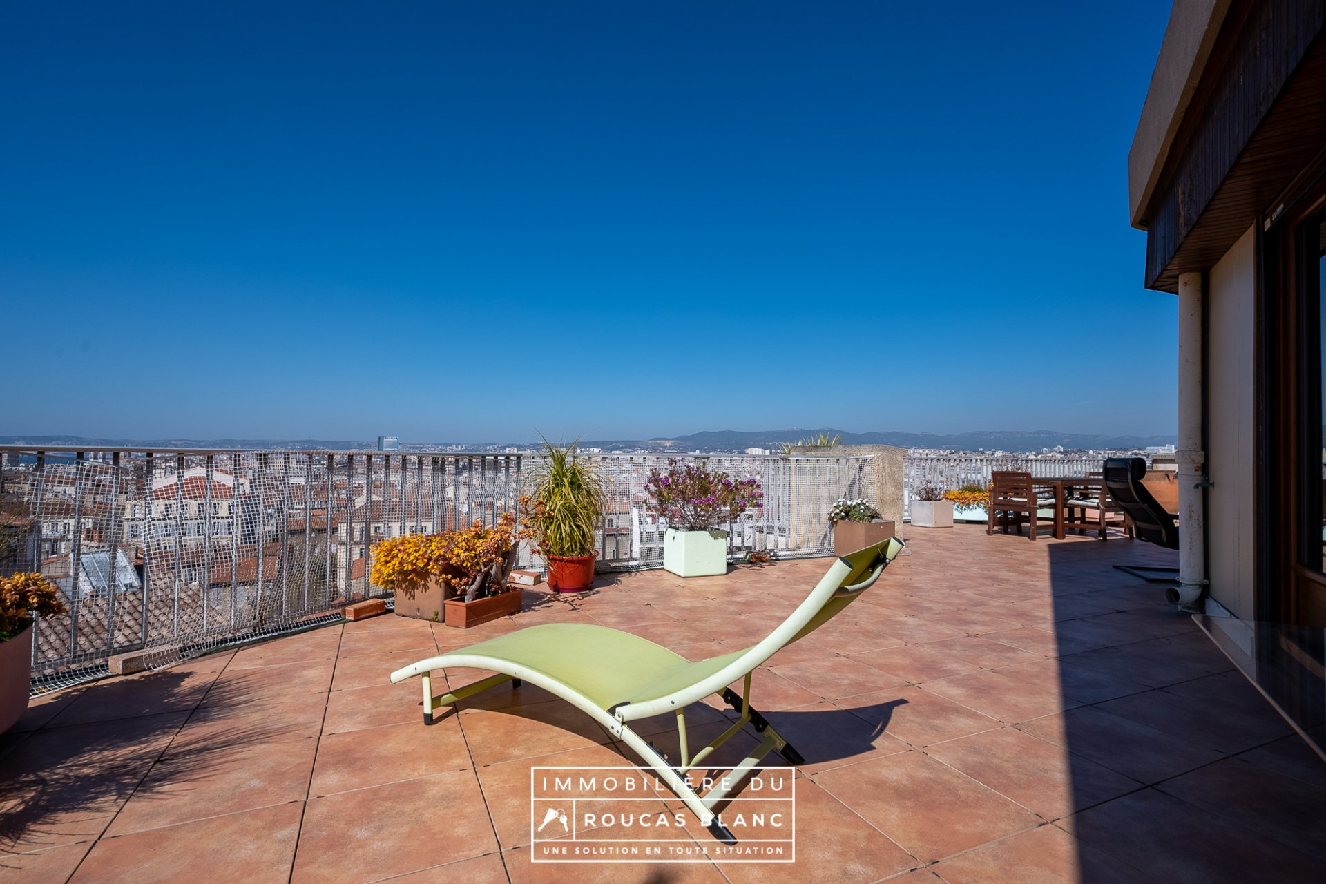 Vauban - Toit Terrasse 180 m2 - Dernier étage - Vue à couper le souffle