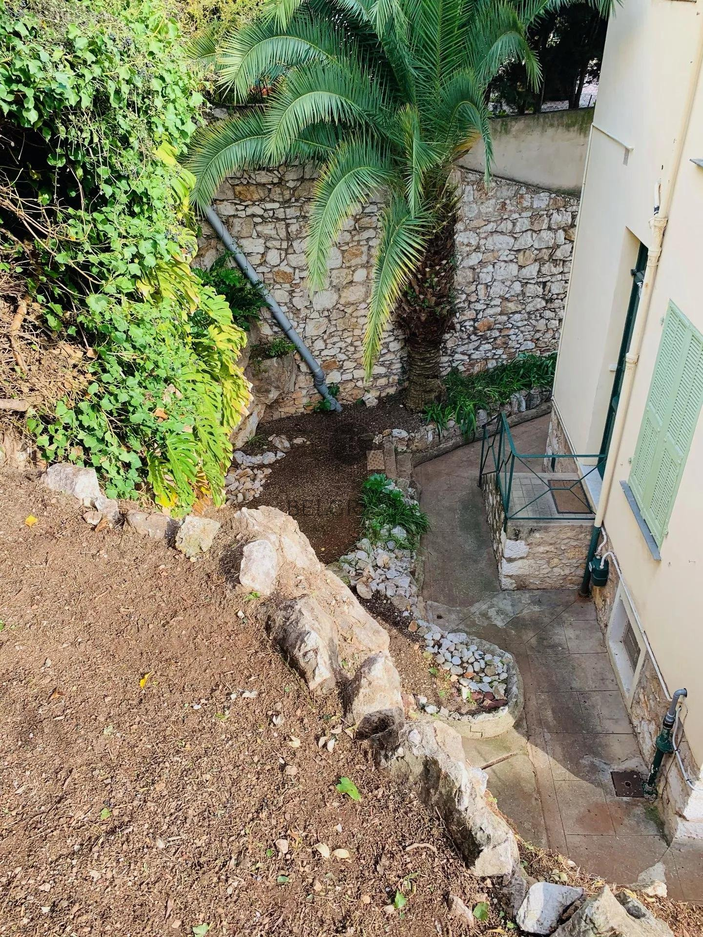 Charming house with garden in the heart of villefranche sur mer