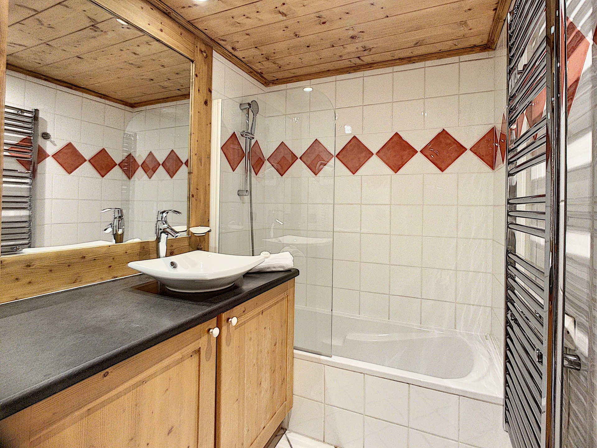 1 bedroom apartment, Les Houches
