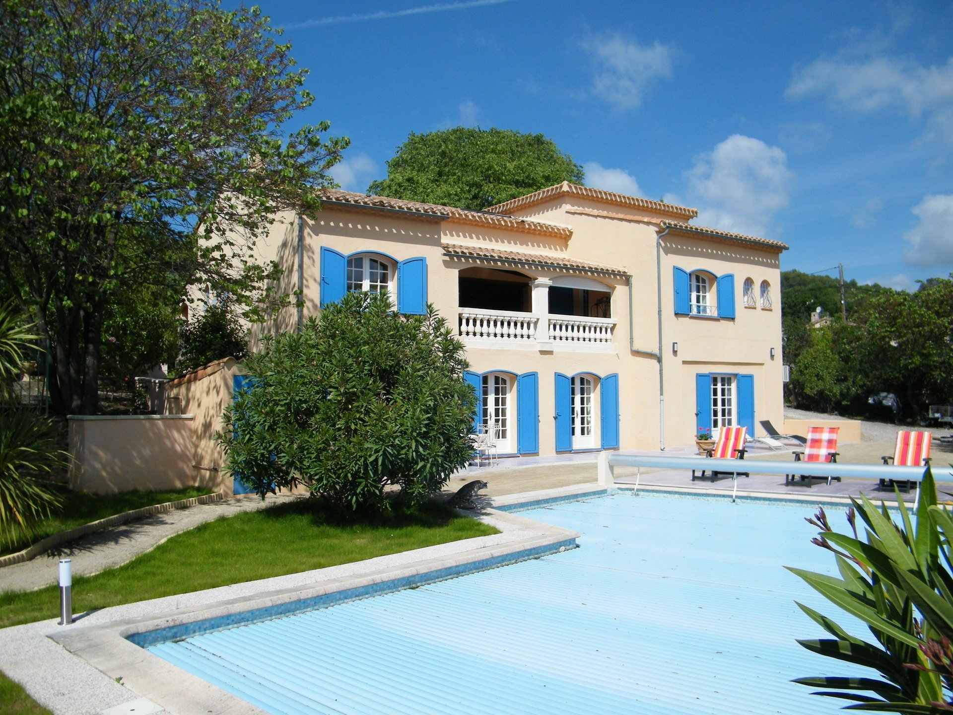 Charming Bastide with stunning view