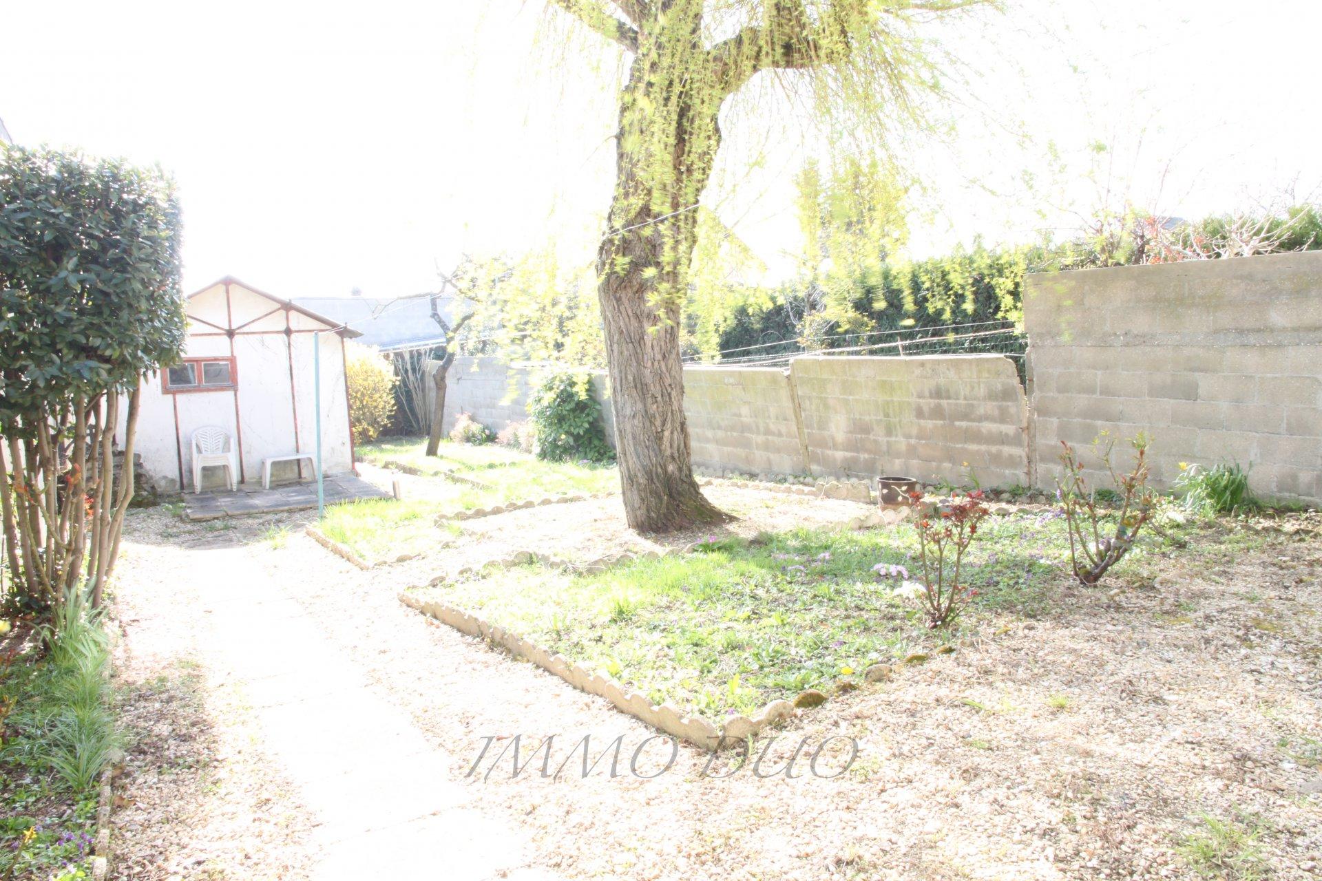 Maison 6 Pièces - 97 m2  - Jardin 318m2