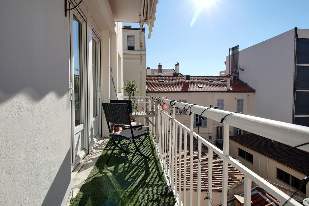Magnificent apartment with balcony - Cannes Banane